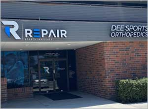 Directions from your locations to REPAIR Sports Institute in Huntington Beach, CA