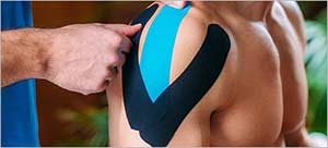 Sports and Therapeutic Taping Near Me in Huntington Beach, CA
